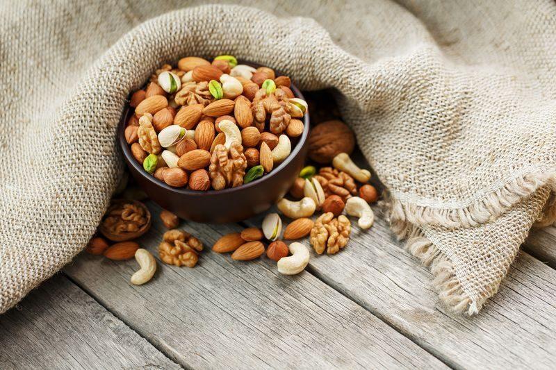 Купить орехи оптом